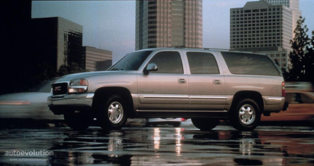 GMC Yukon XL specs & photos - 1999, 2000, 2001, 2002, 2003 ...