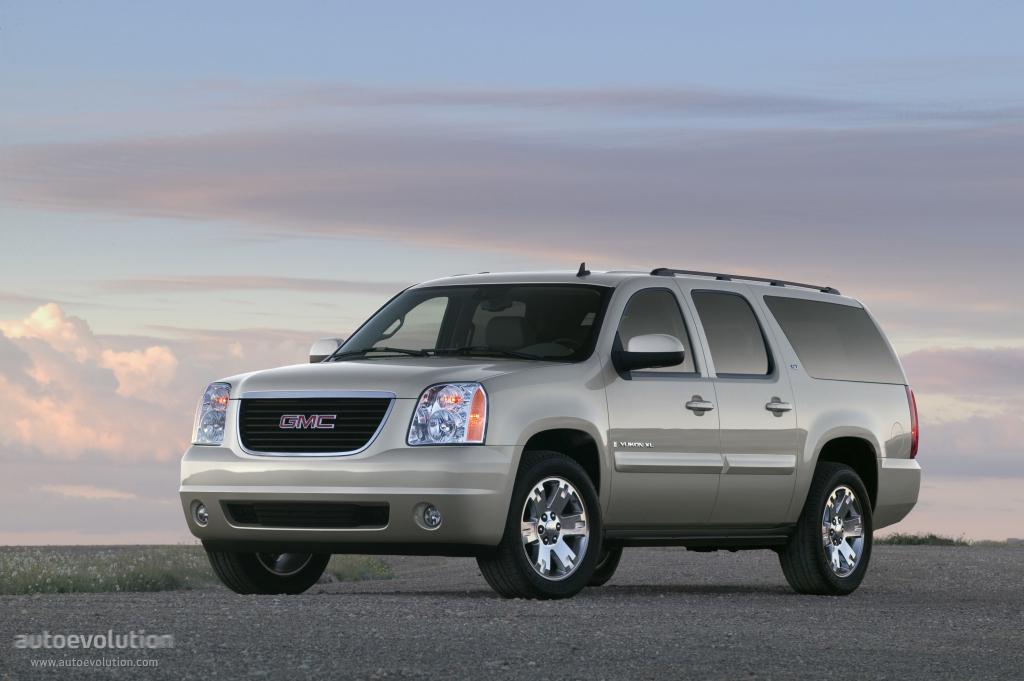 GMC Yukon XL specs & photos - 2008, 2009, 2010, 2011, 2012 ...