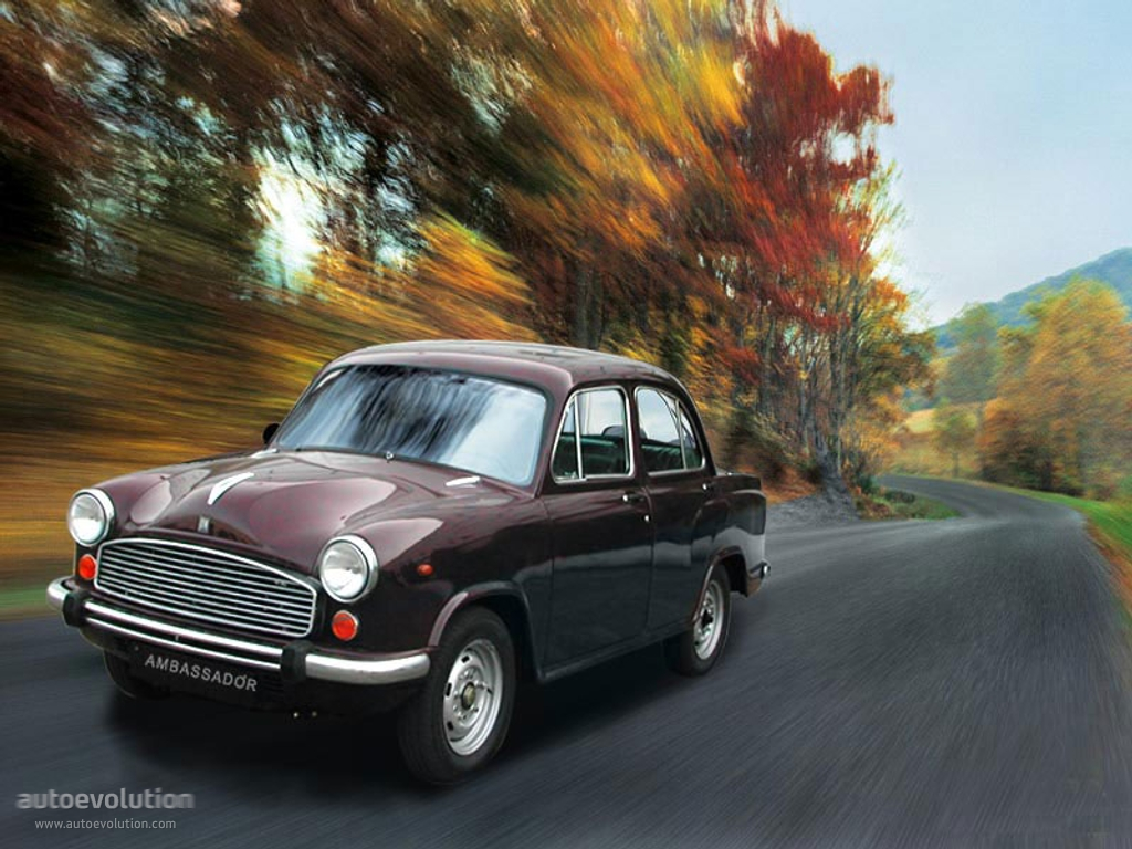HINDUSTAN Ambassador Specs - Cool cars made in 2001