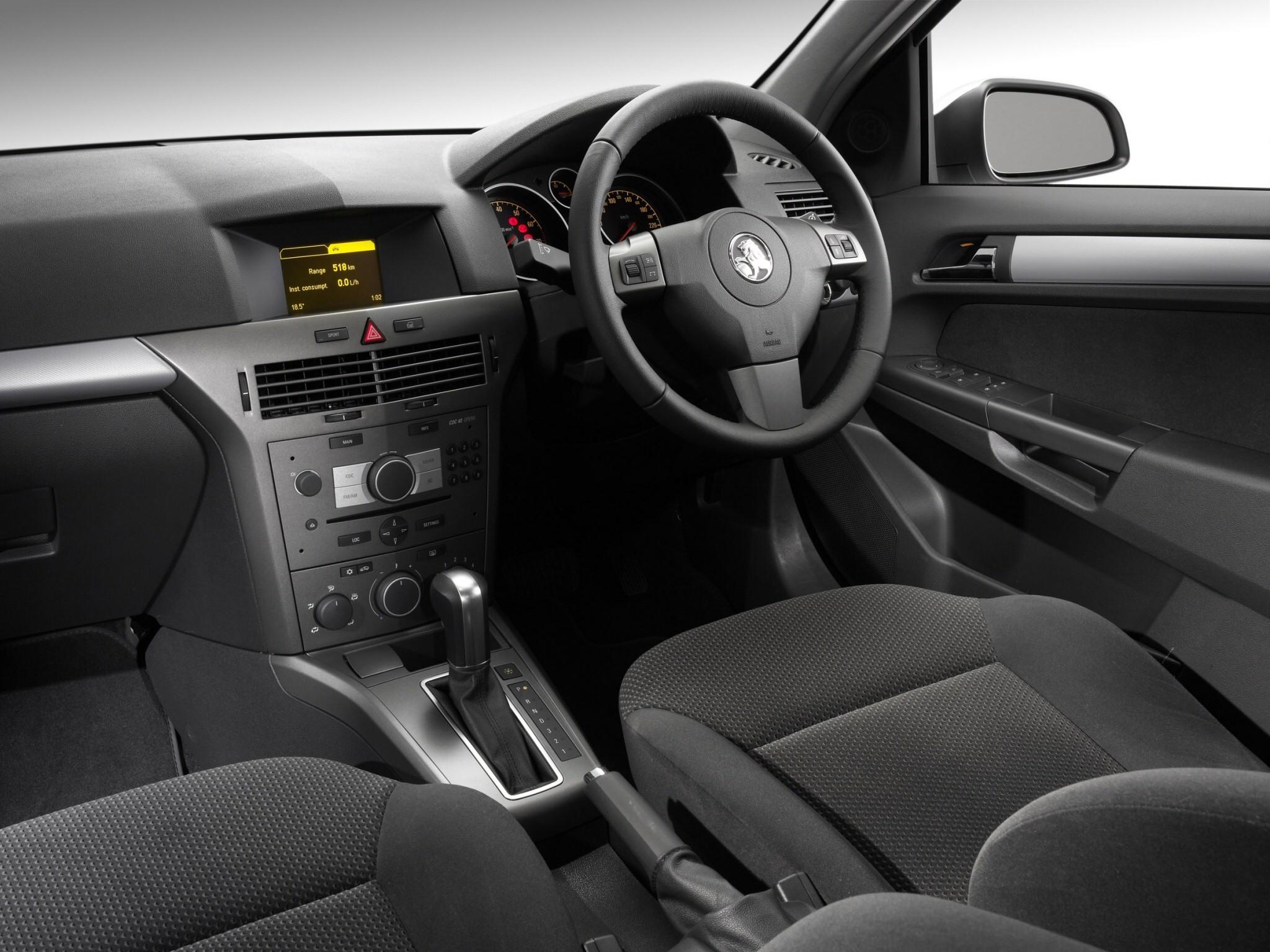 Holden Astra Caravan Specs 2003 2004 2005 2006 2007