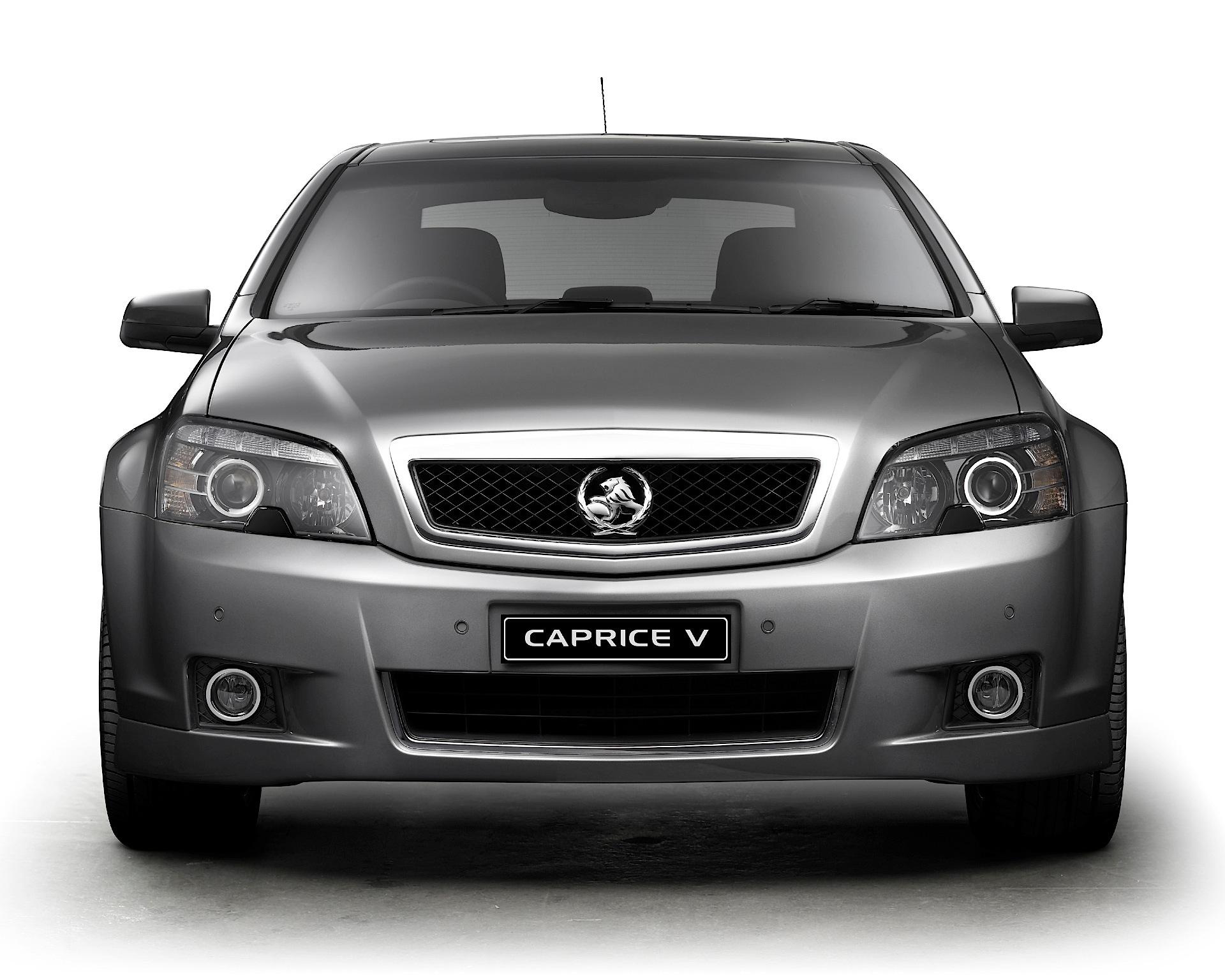 Holden Caprice 2010 2011 2012 2013 2014 2015 2016