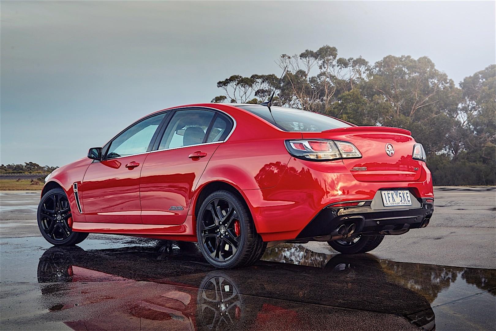 Holden Commodore Sedan Specs Amp Photos 2015 2016 2017