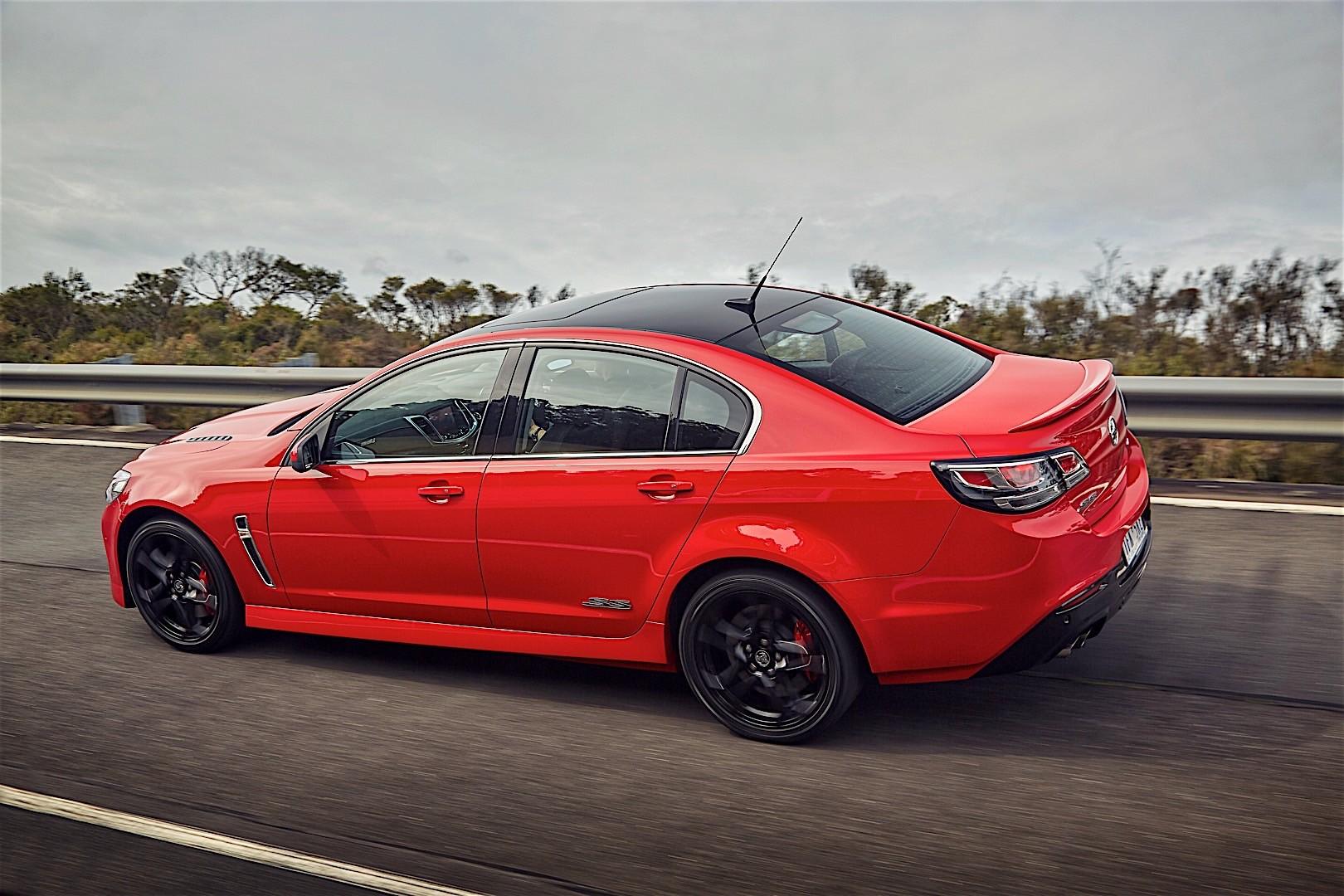 Holden Commodore Sedan Specs Autoevolution