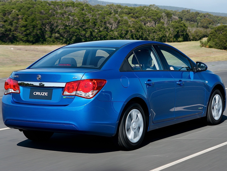 Holden Cruze 2008 2009 2010 2011 2012 2013 2014
