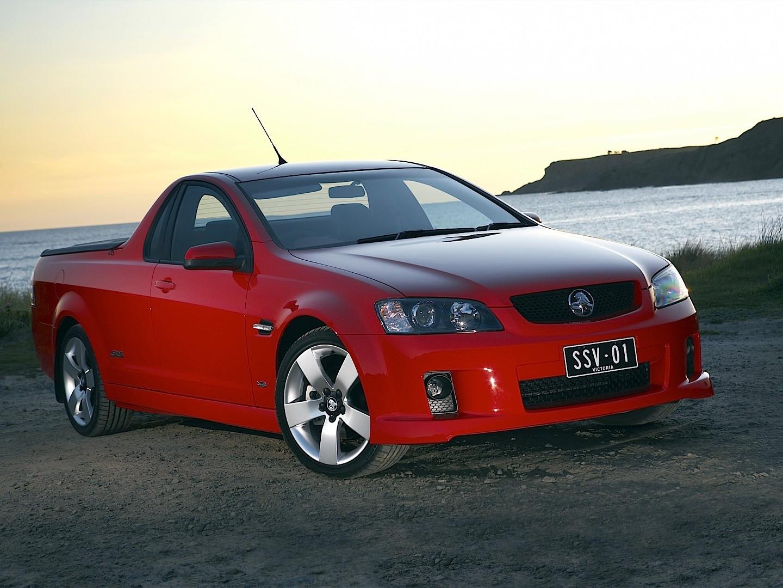 Holden Ute Specs Amp Photos 2007 2008 2009 2010 2011