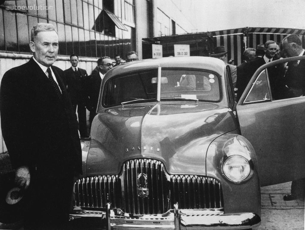 HOLDEN 48-215 specs - 1948, 1949, 1950, 1951, 1952, 1953 - autoevolution