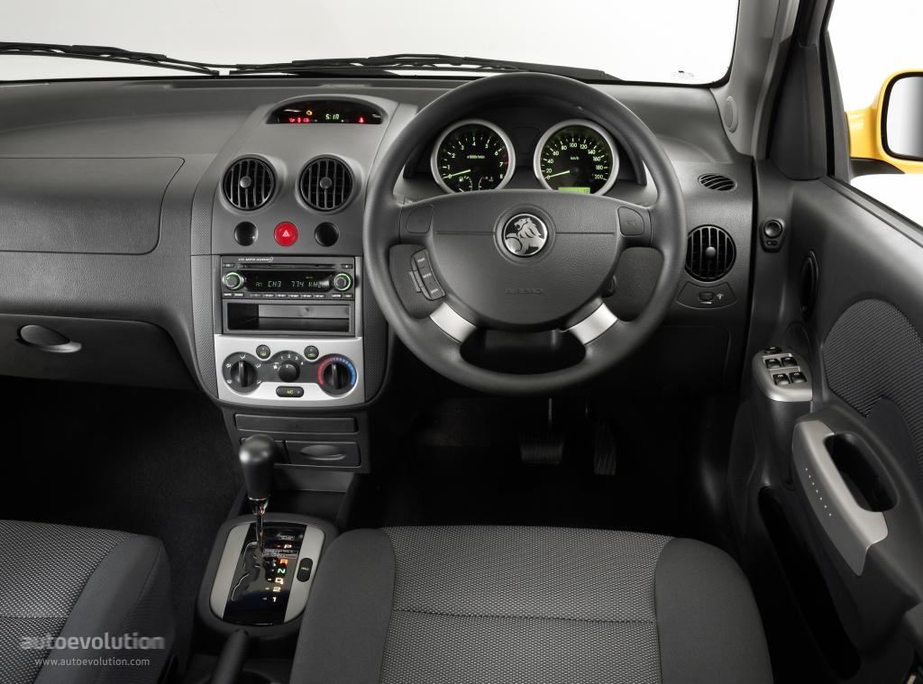 Holden Barina 5 Doors 2005 2006 2007 2008 2009 2010