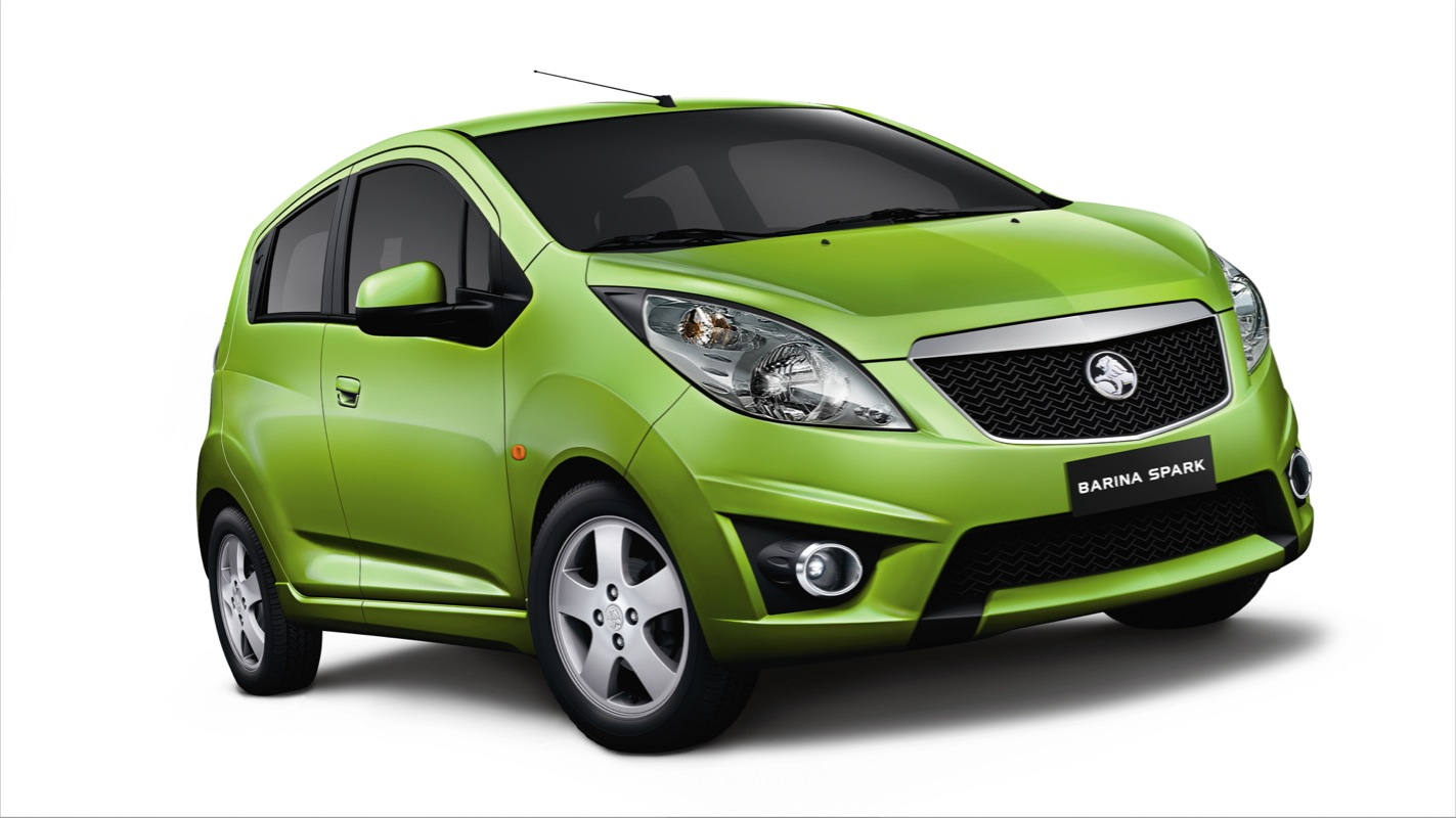 Holden Barina Spark 2010 Present