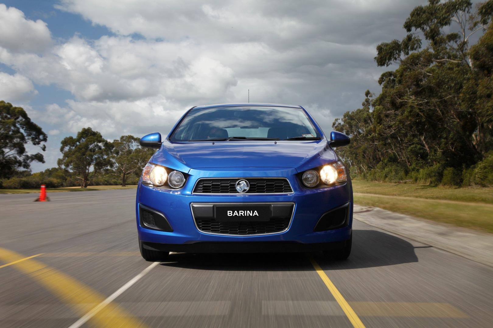 Holden Barina Spark Specs 2010 2011 2012 2013 2014