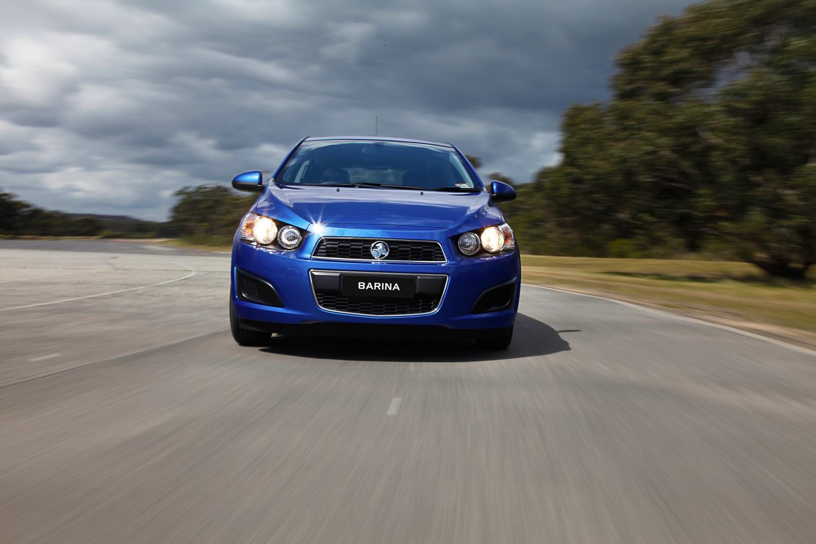 Holden Barina Spark Specs Amp Photos 2010 2011 2012