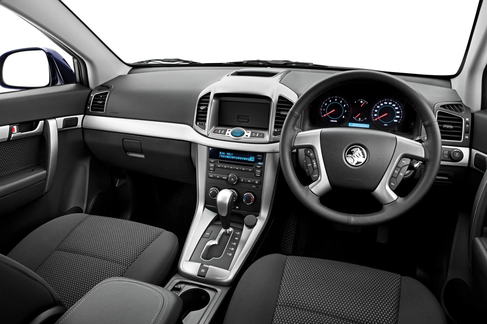 Holden Captiva 2011 2012 2013 2014 2015 2016 Autoevolution