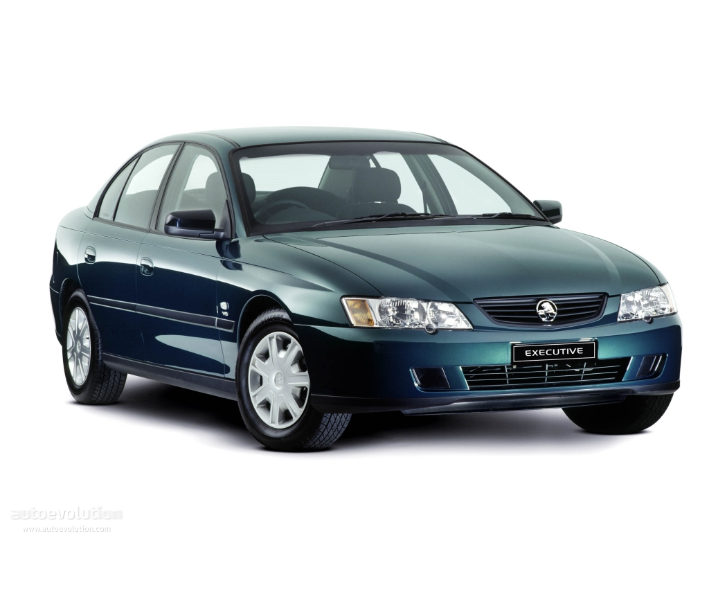 2002 Holden Commodore Car Valuation: 2003, 2004, 2005, 2006