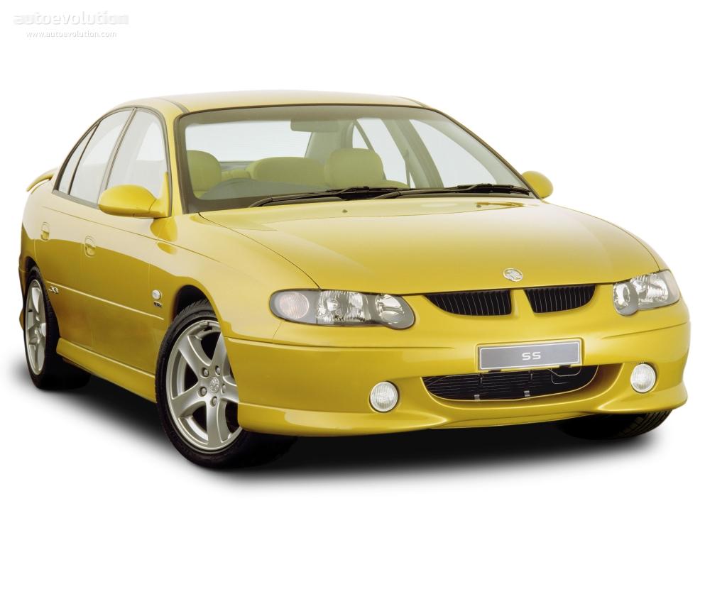 HOLDEN Commodore Sedan - 1997, 1998, 1999, 2000, 2001 ...