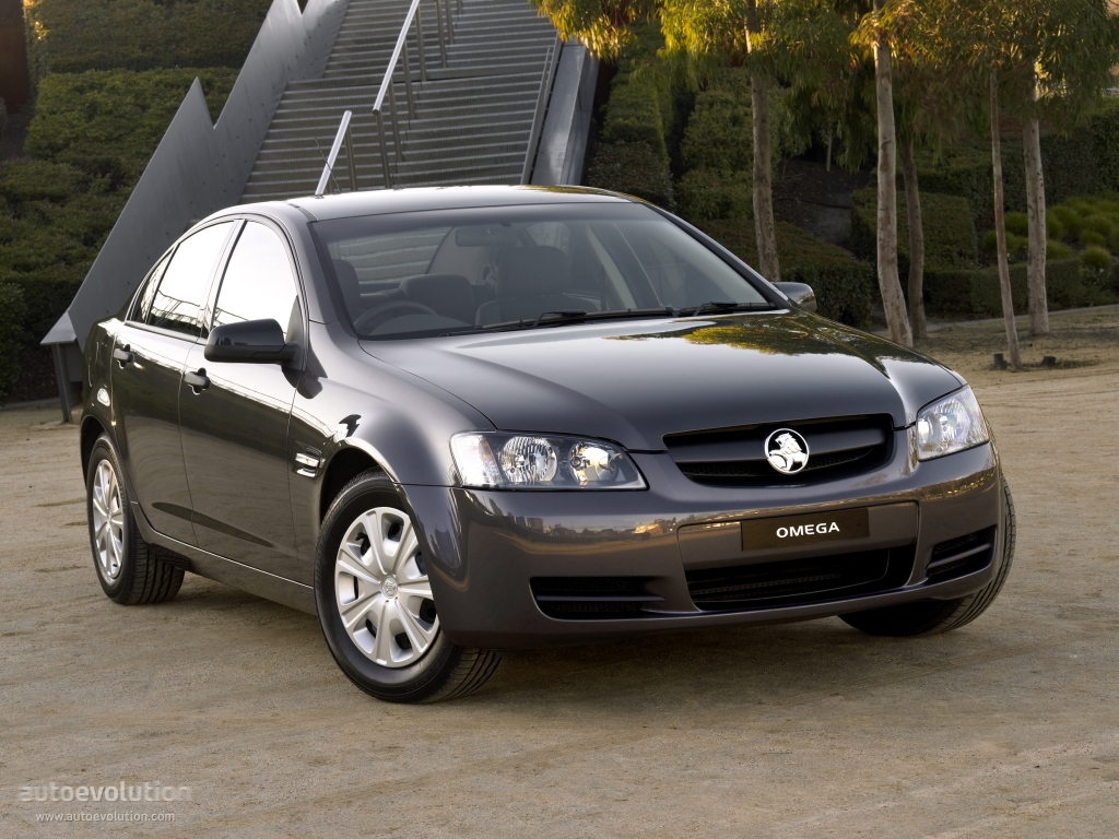 Holden Commodore Sedan Specs 2006 2007 2008 2009