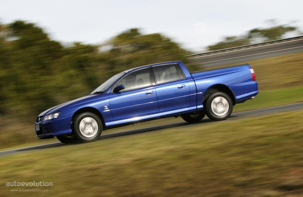Holden Crewman Specs 2003 2004 2005 2006 2007 2008
