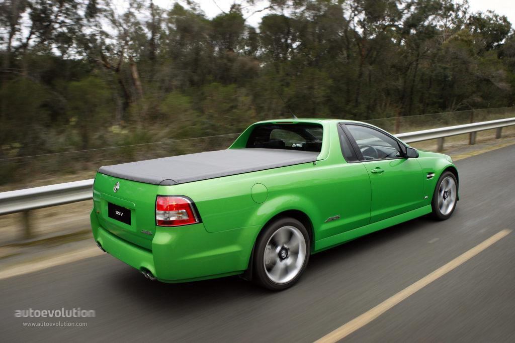 Holden Ute 2007 2008 2009 2010 2011 2012 2013