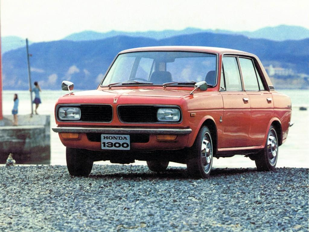 Honda 1300 Sedan Specs 1969 1970 1971 1972 1973