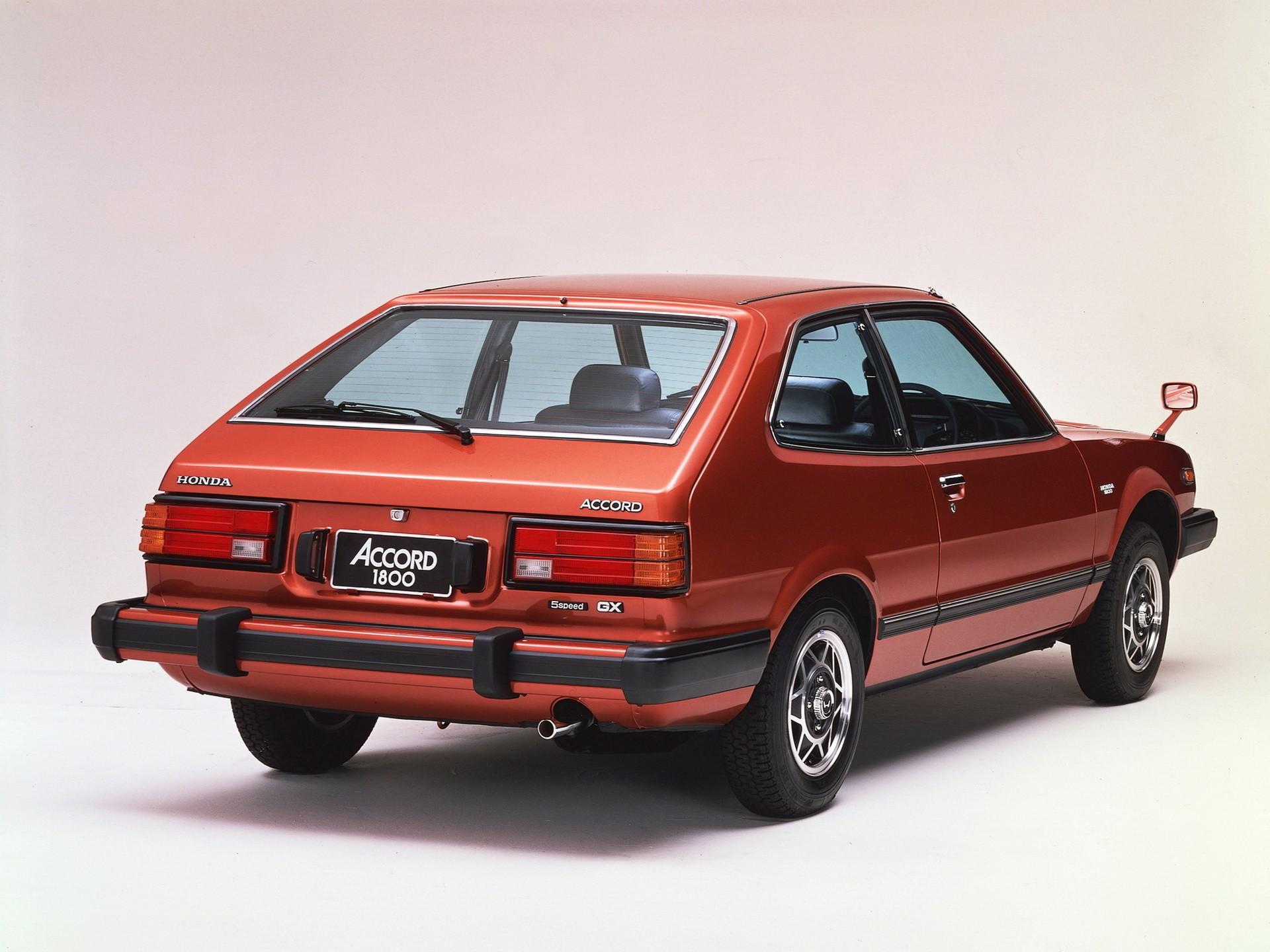 Honda Accord 3 Doors Specs 1976 1977 1978 1979 1980