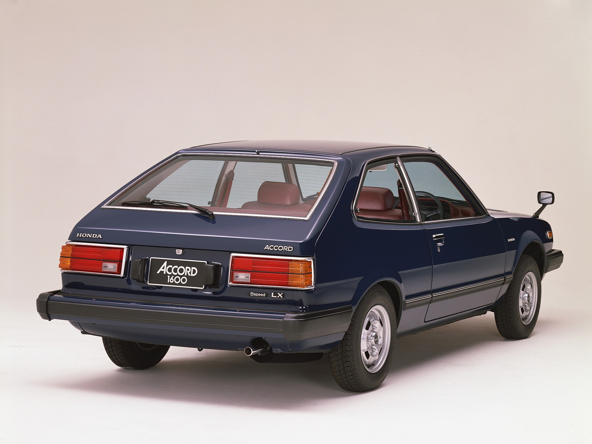 HONDA Accord 3 Doors specs & photos - 1976, 1977, 1978 ...