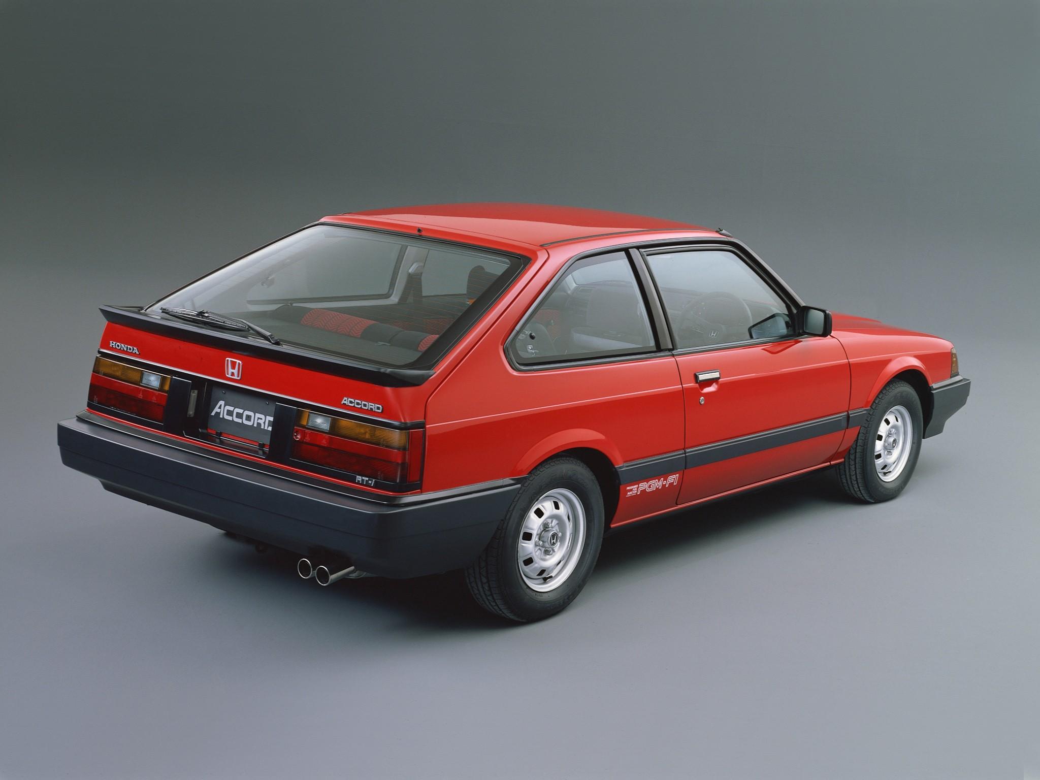 Honda Accord 3 Doors Specs 1981 1982 1983 1984 1985