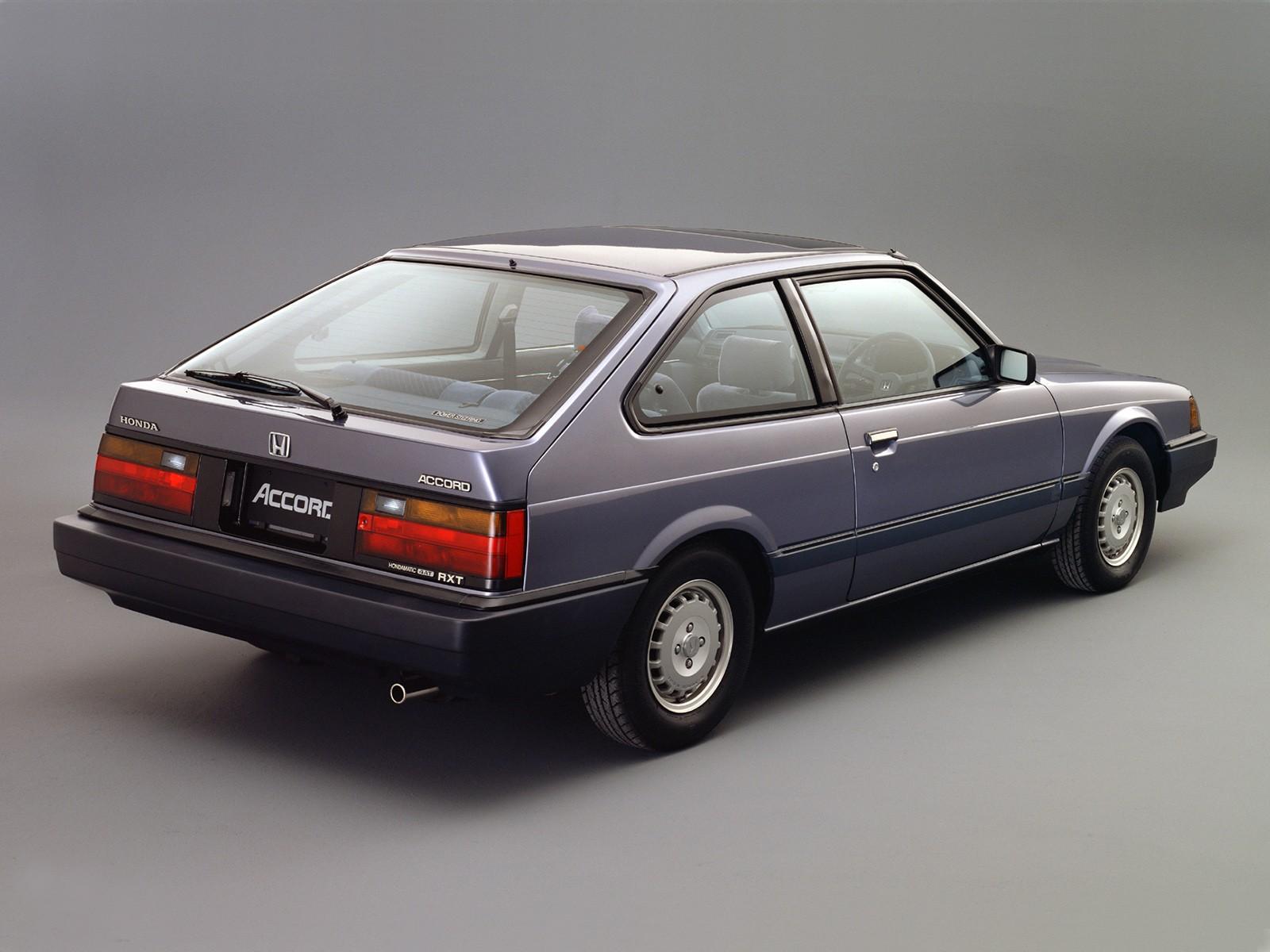 HONDA Accord 3 Doors specs - 1981, 1982, 1983, 1984, 1985 - autoevolution