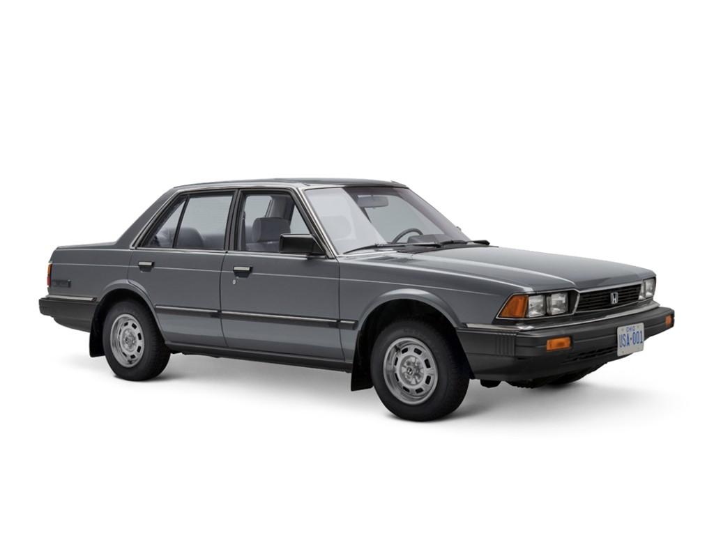 HONDA Accord 4 Doors - 1981, 1982, 1983, 1984, 1985 ...