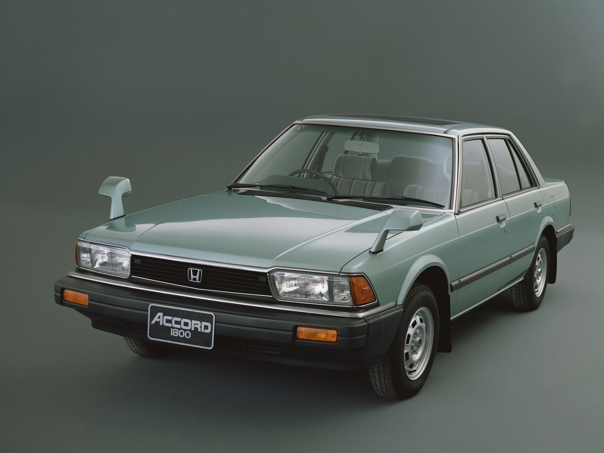 2019 Honda Accord Sport >> HONDA Accord 4 Doors specs & photos - 1981, 1982, 1983, 1984, 1985 - autoevolution