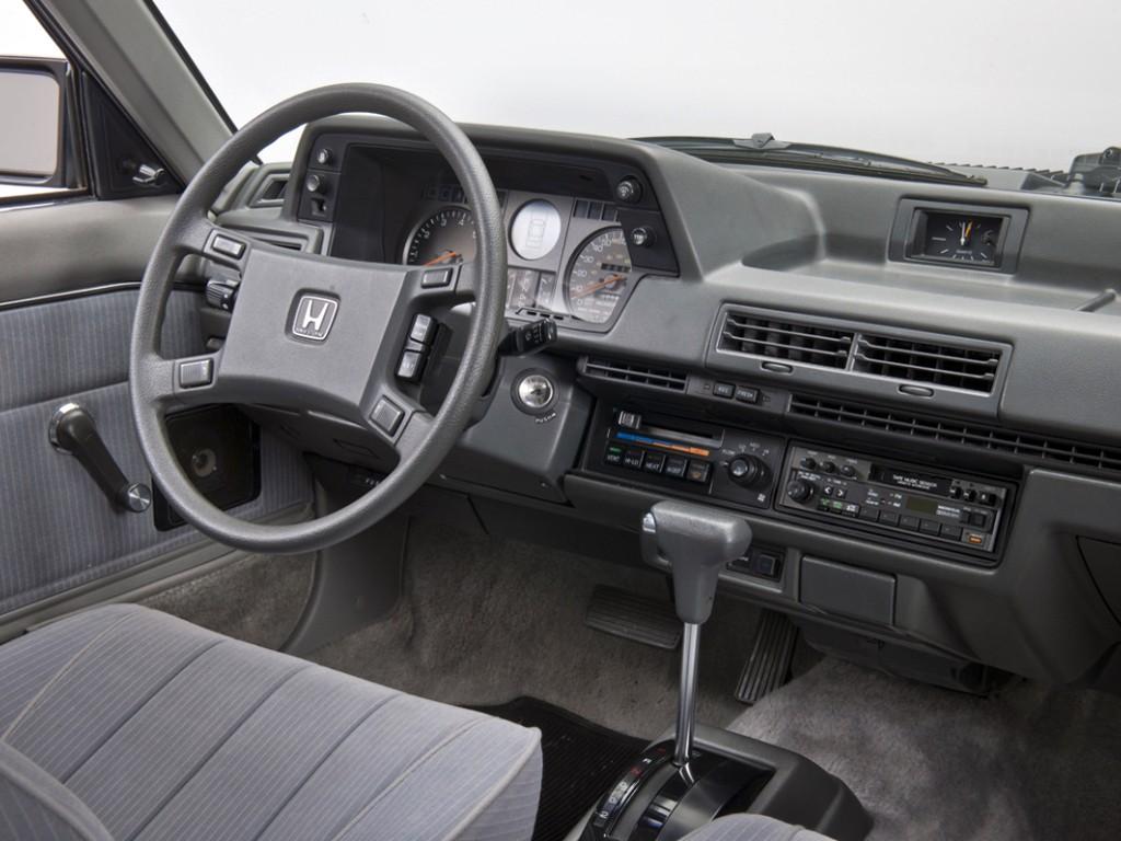 Honda Accord Evolution >> HONDA Accord 4 Doors - 1981, 1982, 1983, 1984, 1985 - autoevolution