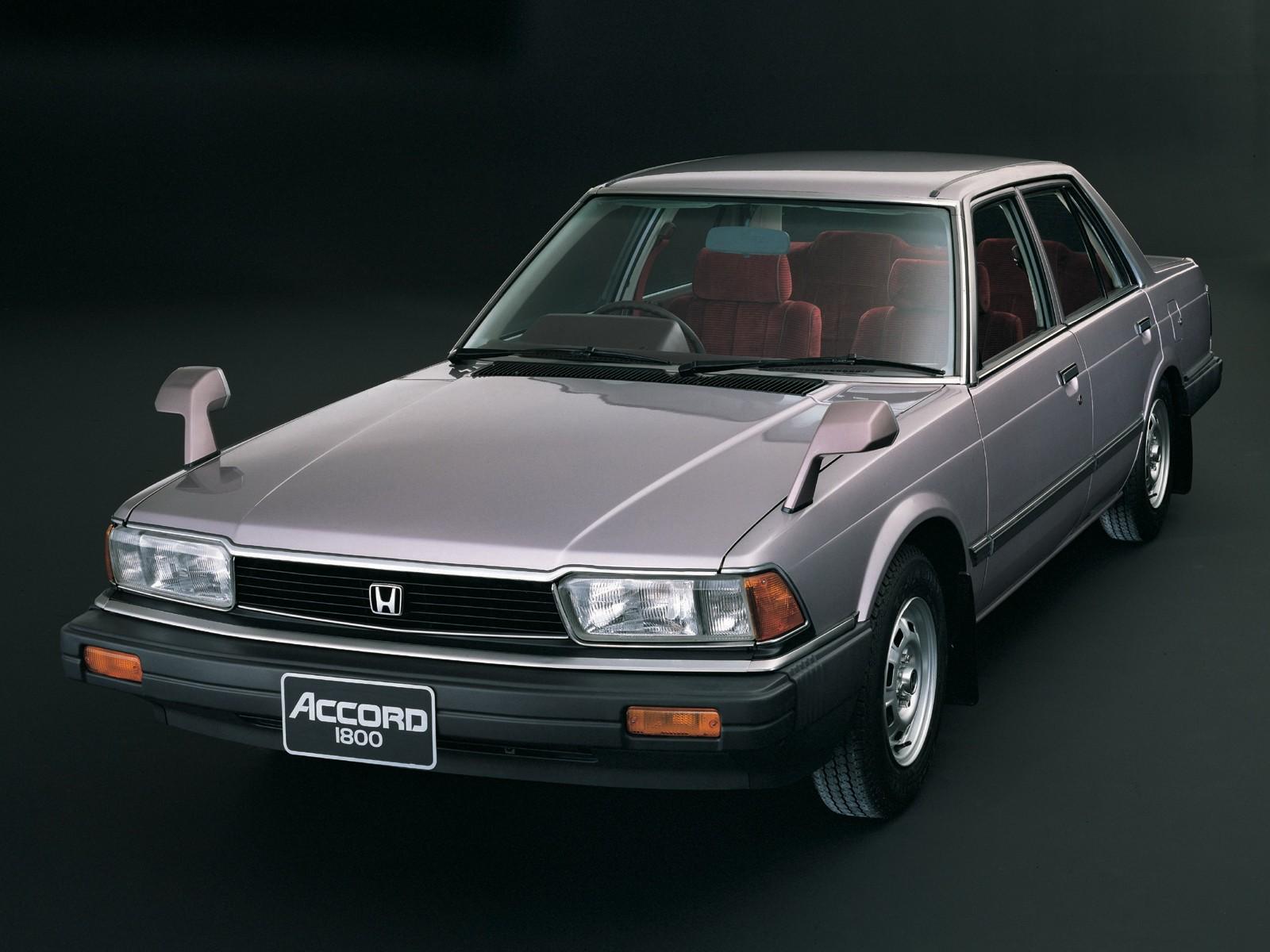 Kelebihan Honda Accord 1985 Top Model Tahun Ini