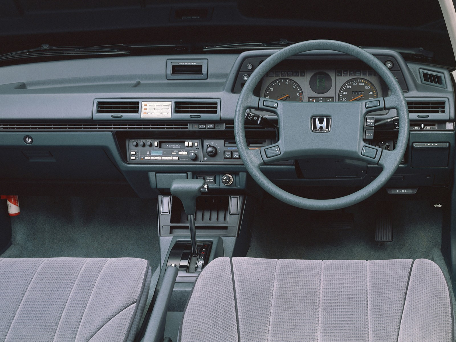 Honda Accord 4 Doors Specs Amp Photos 1981 1982 1983