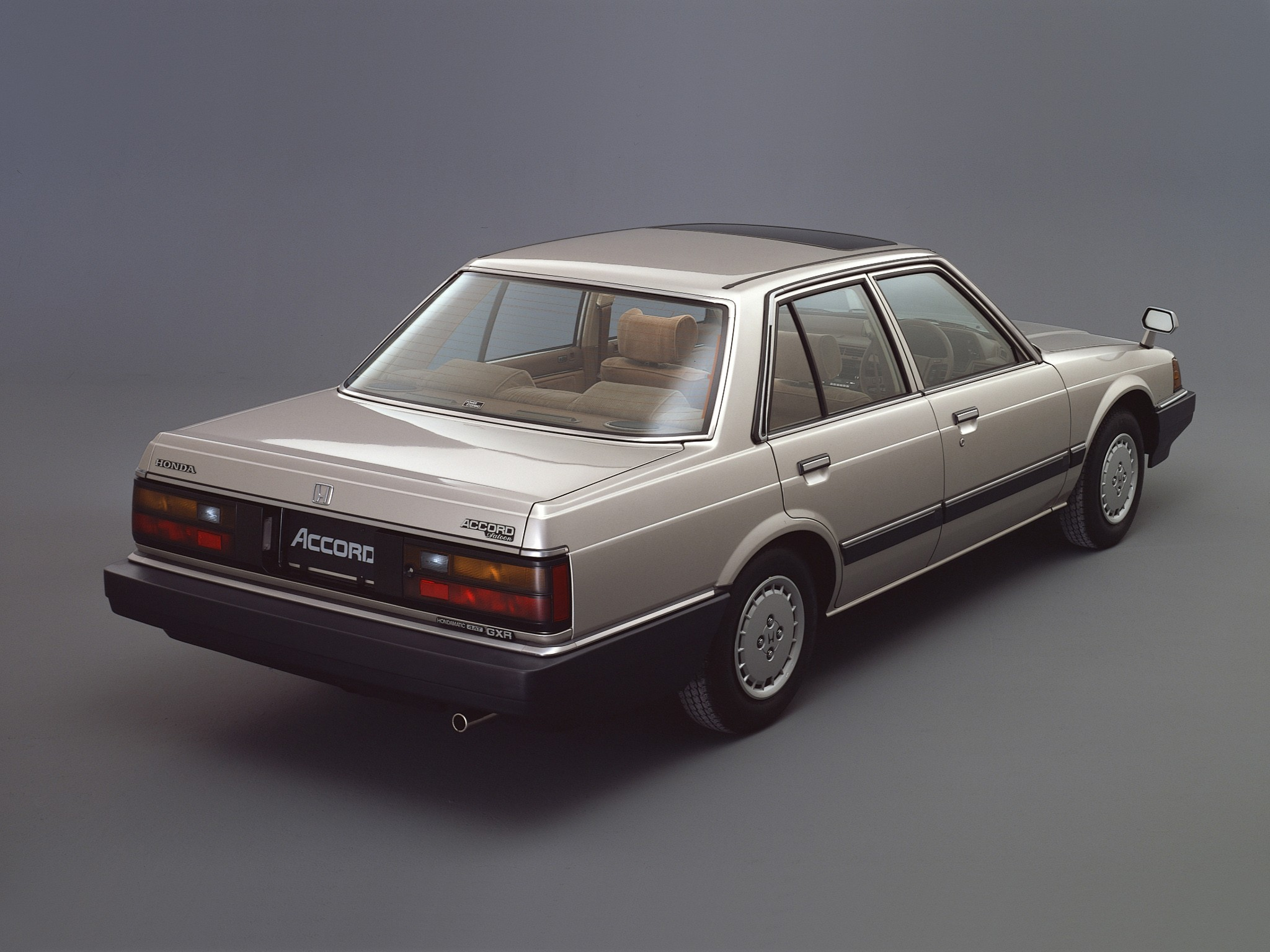 1985 Honda Accord >> HONDA Accord 4 Doors - 1981, 1982, 1983, 1984, 1985 - autoevolution