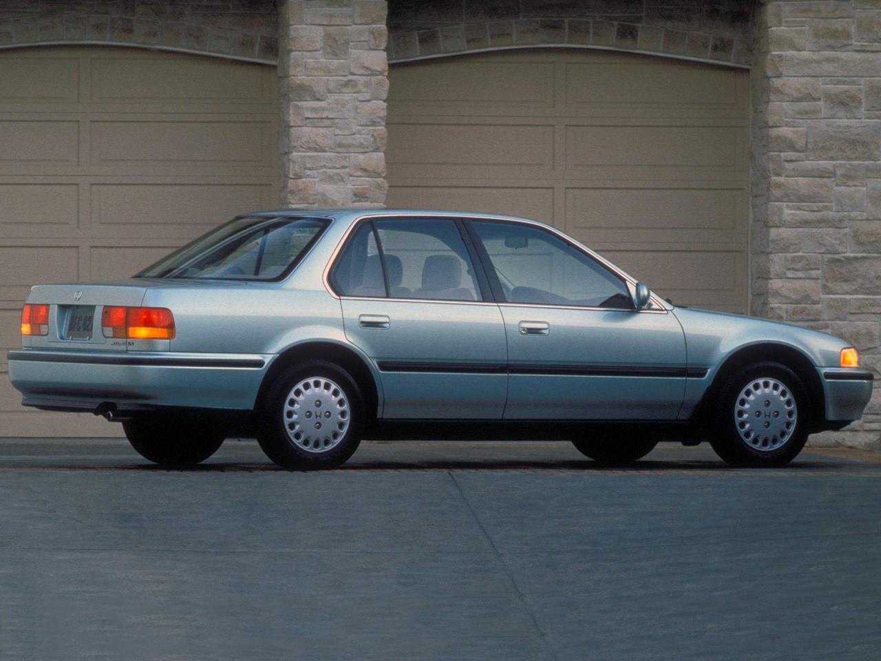 Honda Accord 4 Doors 1989 1993
