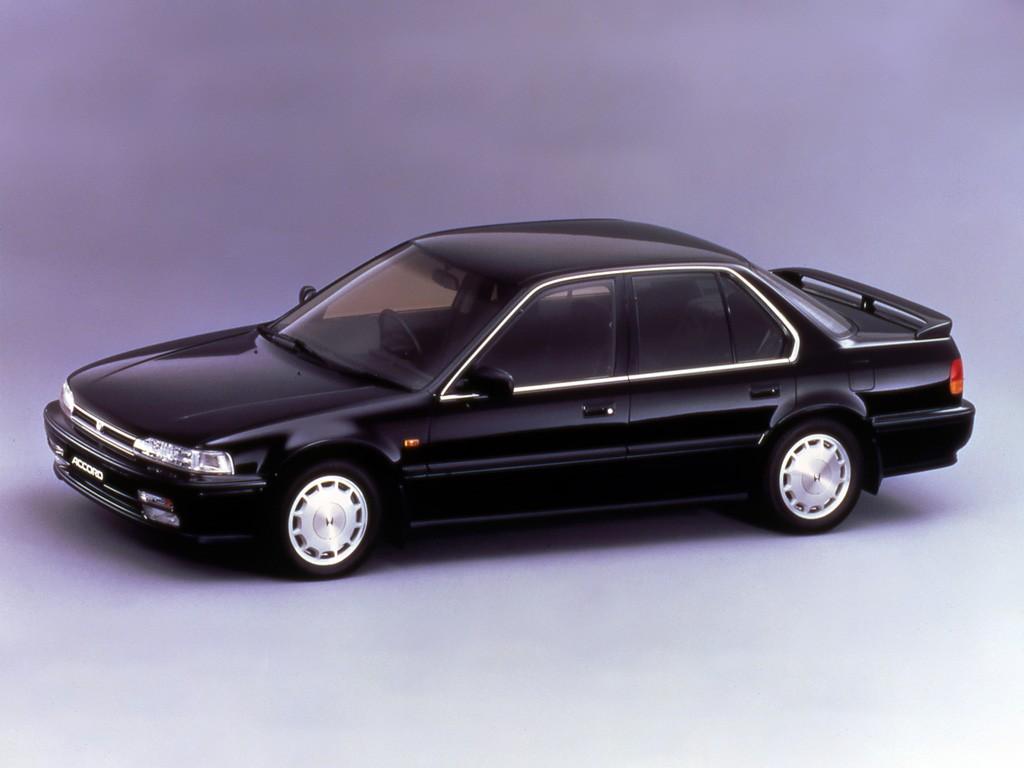 Honda Accord Old Car
