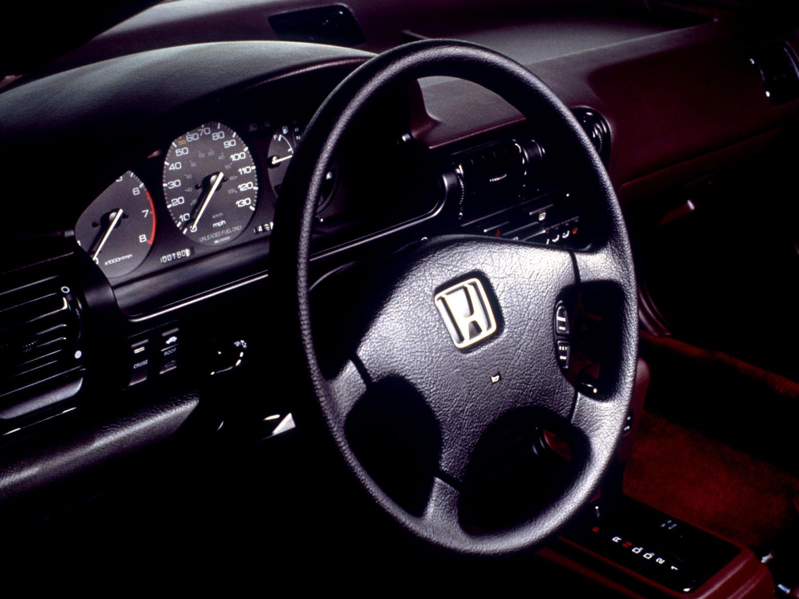 HONDA Accord 4 Doors specs & photos - 1989, 1990, 1991 ...