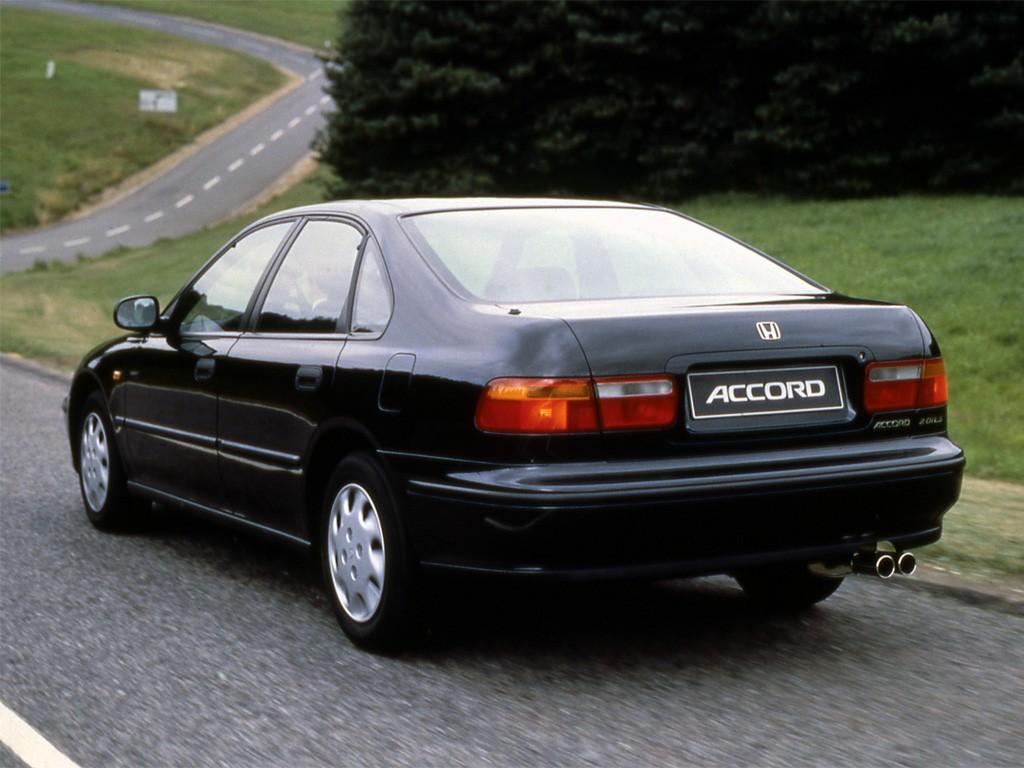1996 Honda Accord Ex >> HONDA Accord 4 Doors - 1993, 1994, 1995, 1996 - autoevolution