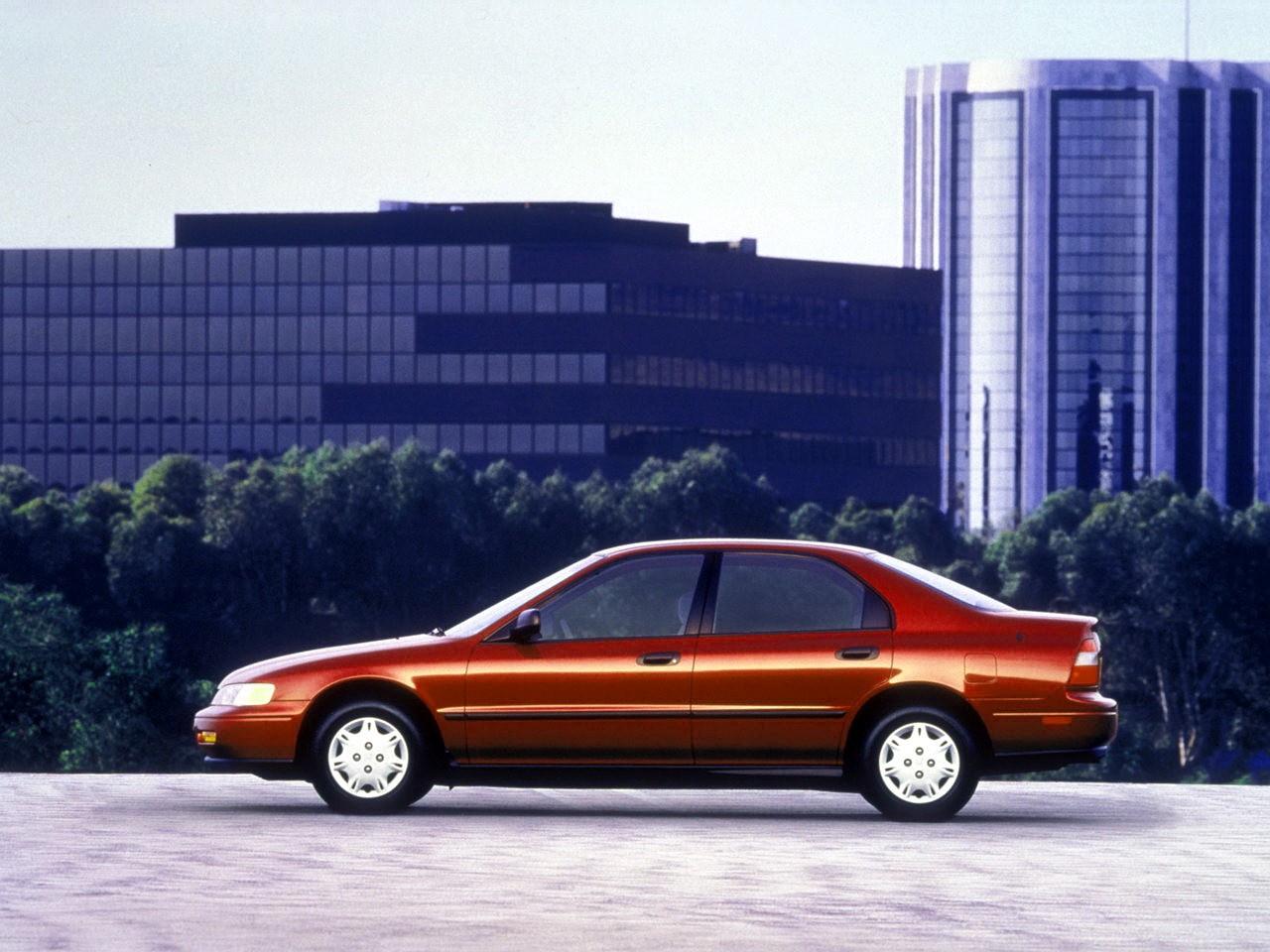Great ... HONDA Accord 4 Doors (1993   1996) ...