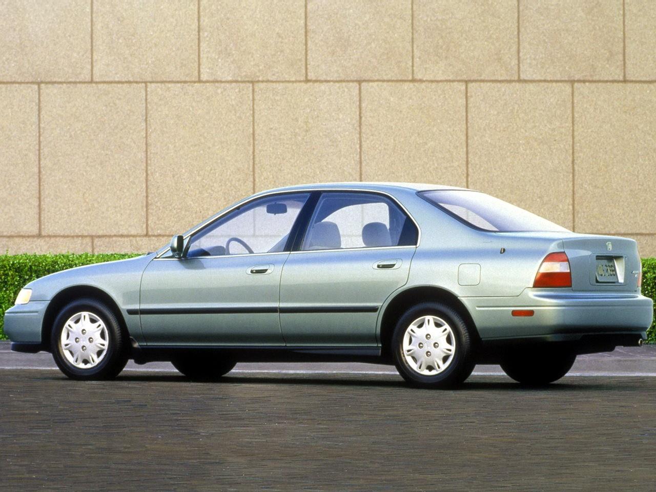 Honda Accord Doors