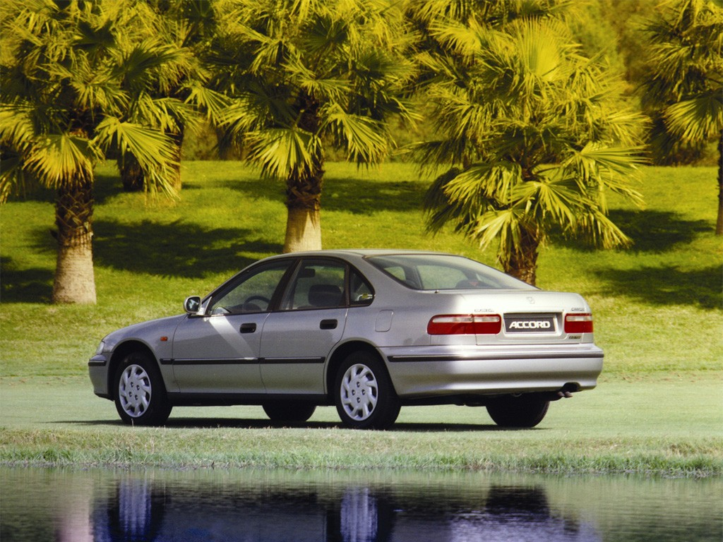 Honda Accord 4 Doors 1996 1998