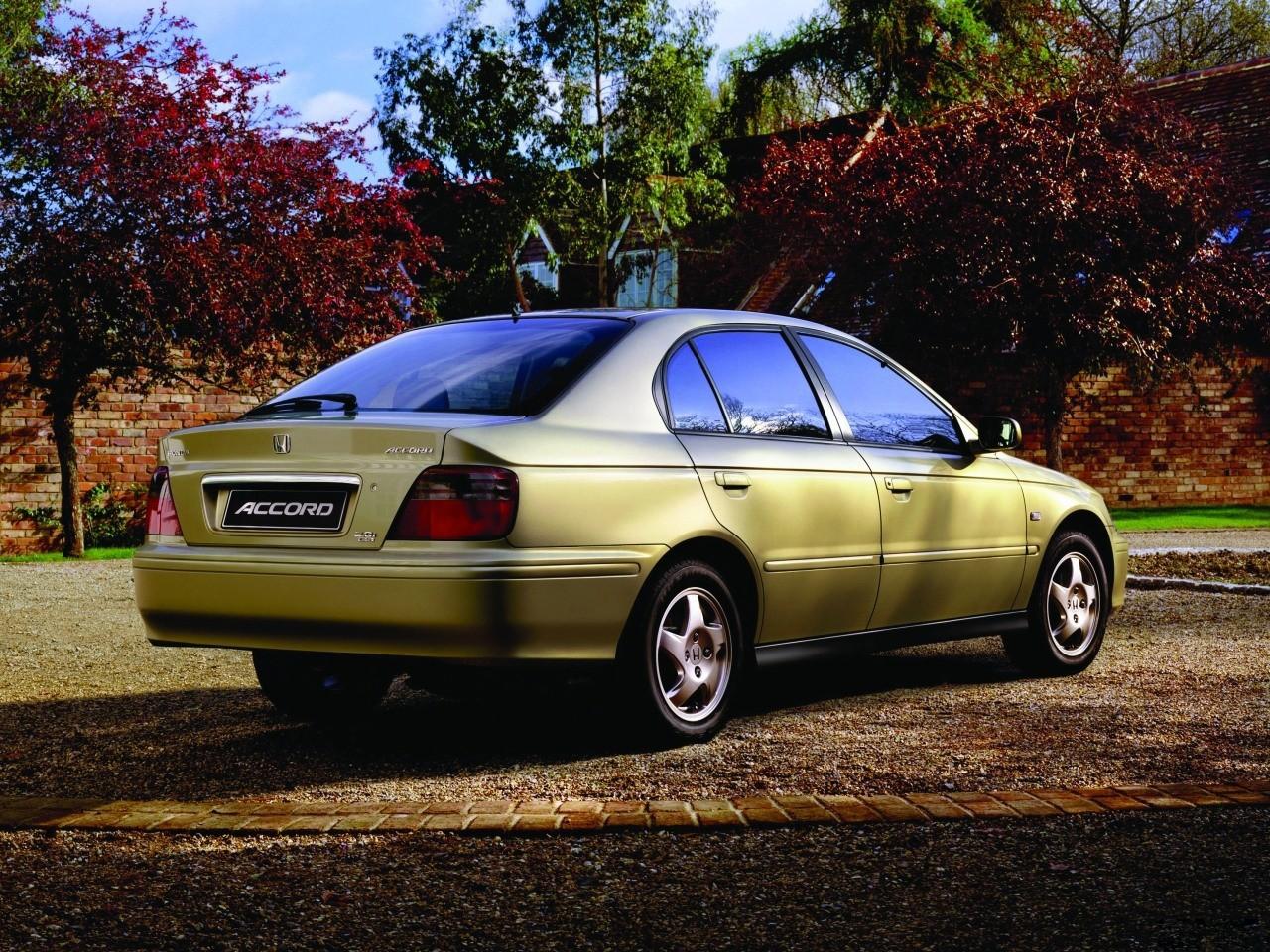 HONDA Accord 4 Doors - 1998, 1999, 2000, 2001, 2002, 2003, 2004, 2005 - autoevolution