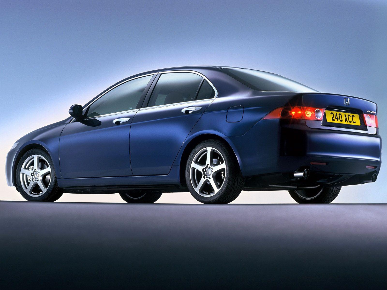 Honda Accord 4 Doors Specs 2003 2004 2005 2006
