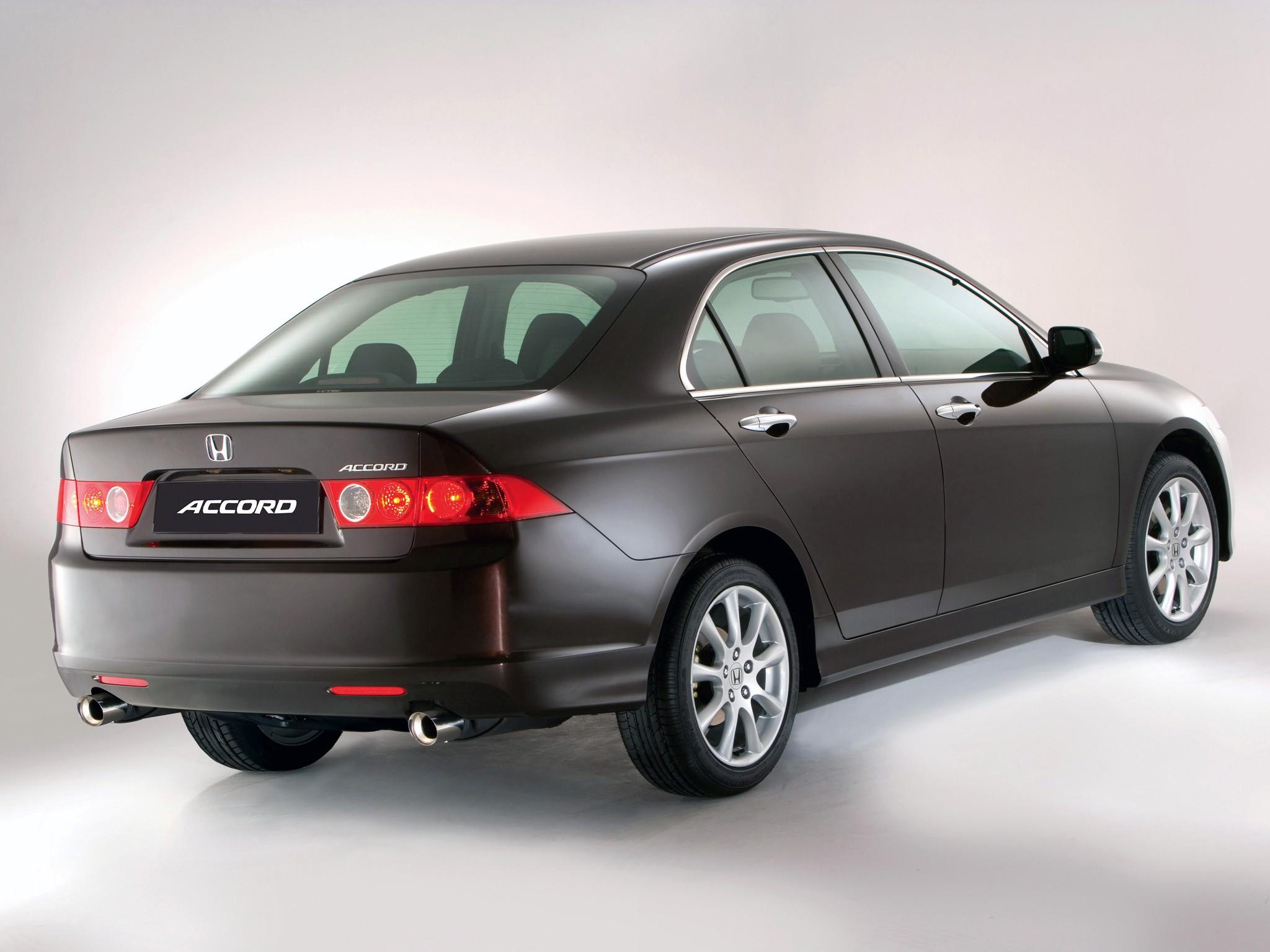 HONDA Accord 4 Doors - 2006, 2007, 2008 - autoevolution