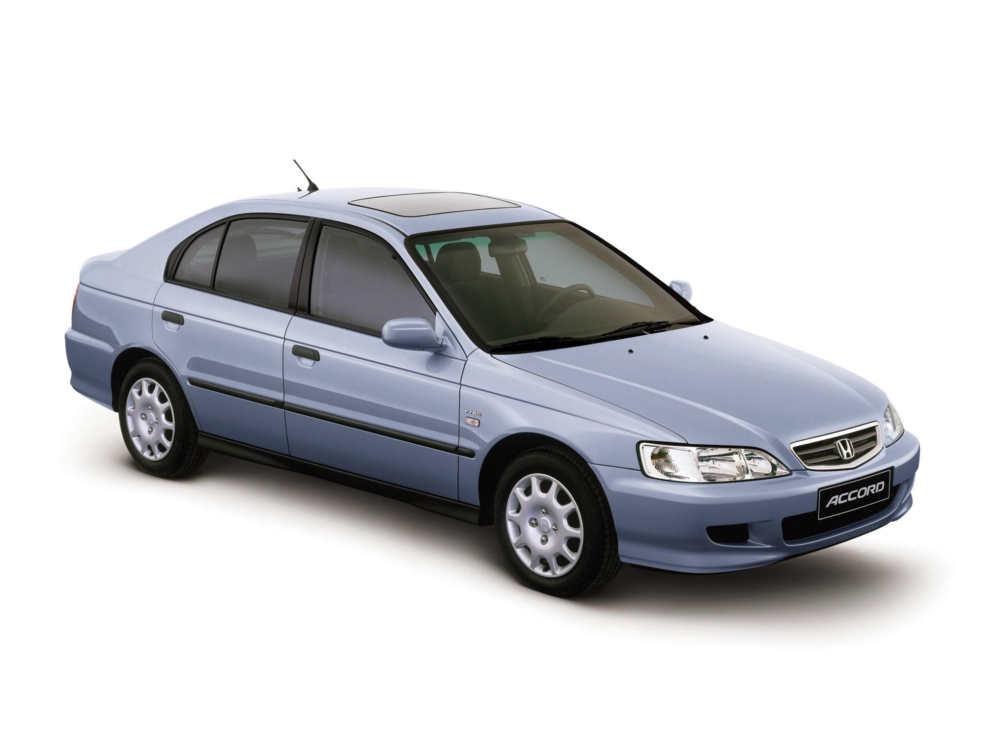 HONDA Accord 5 Doors specs - 1999, 2000, 2001 - autoevolution