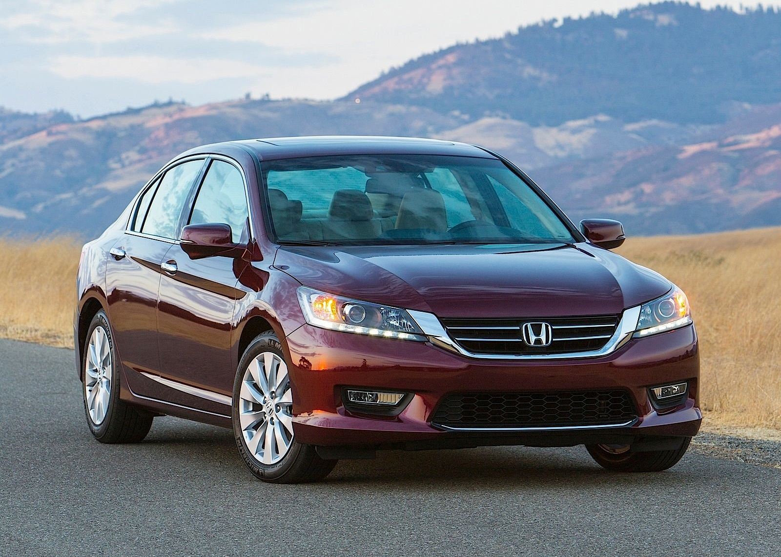 HONDA Accord - 2012, 2013, 2014, 2015 - autoevolution