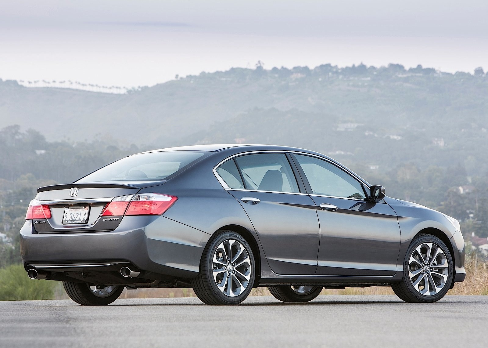 Honda Accord 2012 2013 2014 2015 Autoevolution