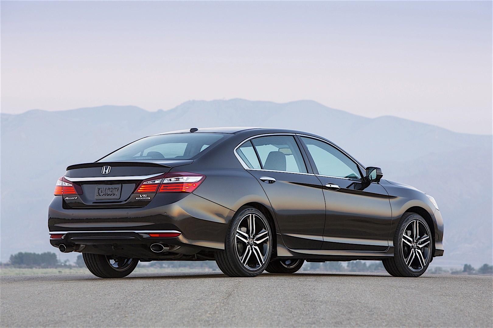 Honda accord specs 2015 2016 2017 autoevolution for 2016 honda accord v6 horsepower