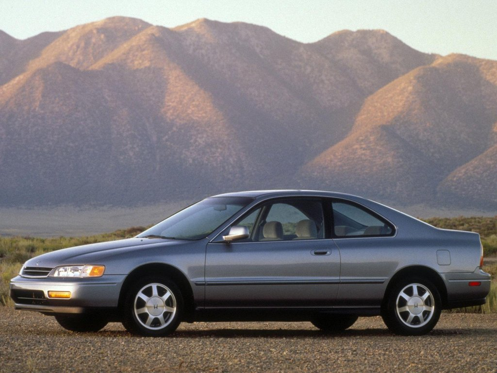 HONDA Accord Coupe specs - 1994, 1995, 1996, 1997, 1998 - autoevolution