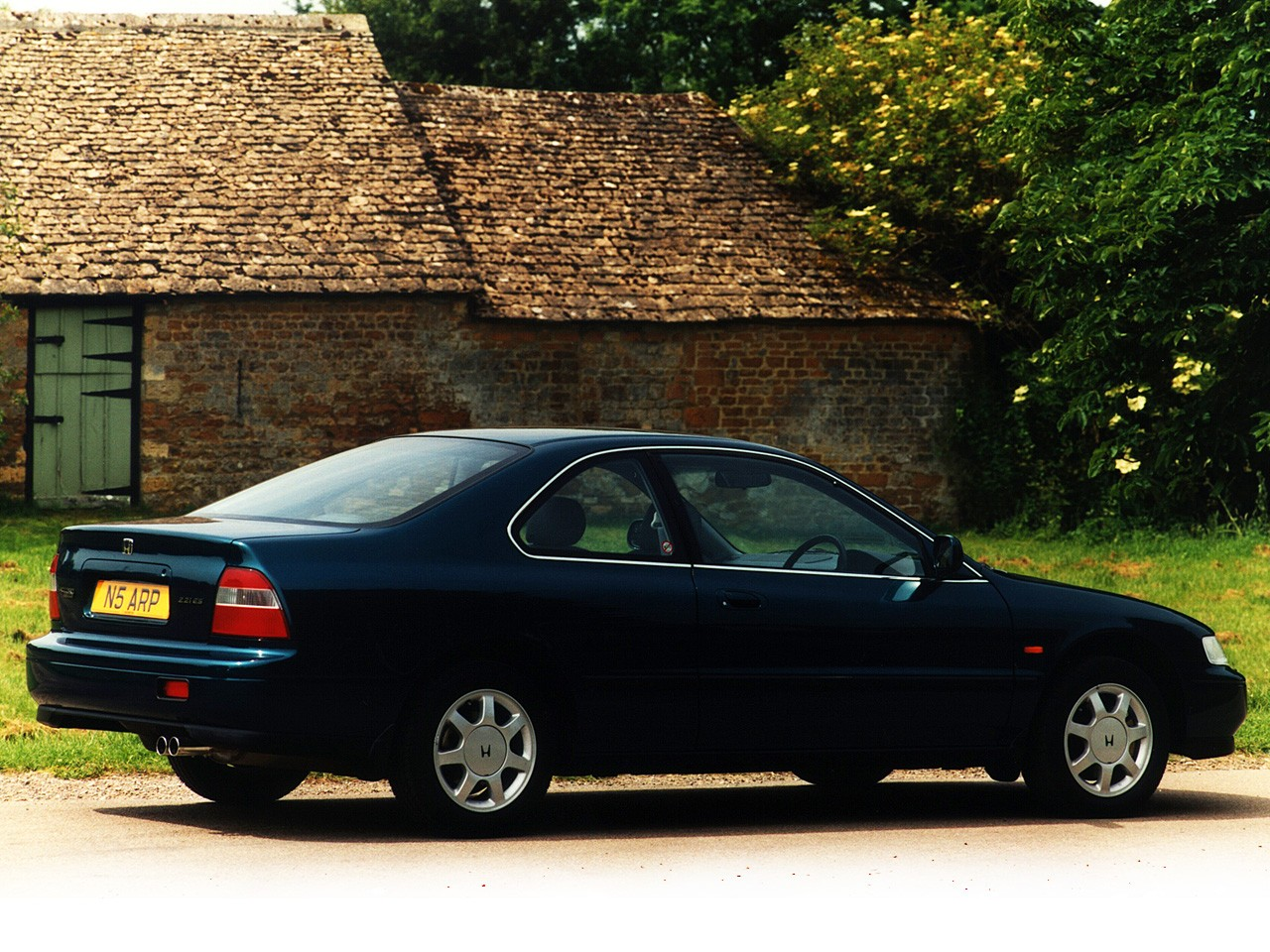 HONDA Accord Coupe specs & photos - 1994, 1995, 1996, 1997, 1998 - autoevolution