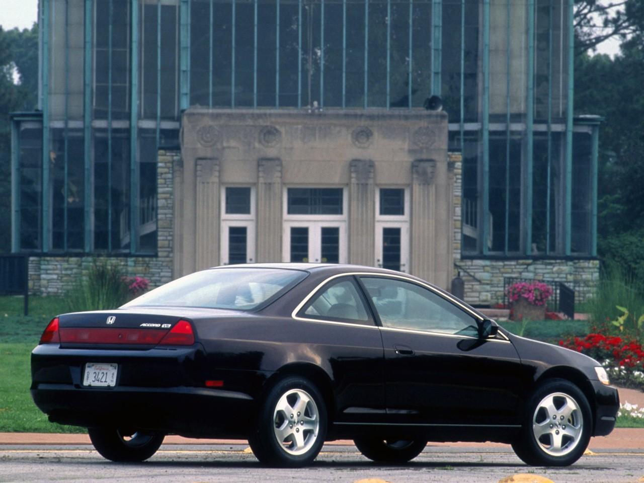 HONDA Accord Coupe - 1998, 1999, 2000, 2001, 2002 ...