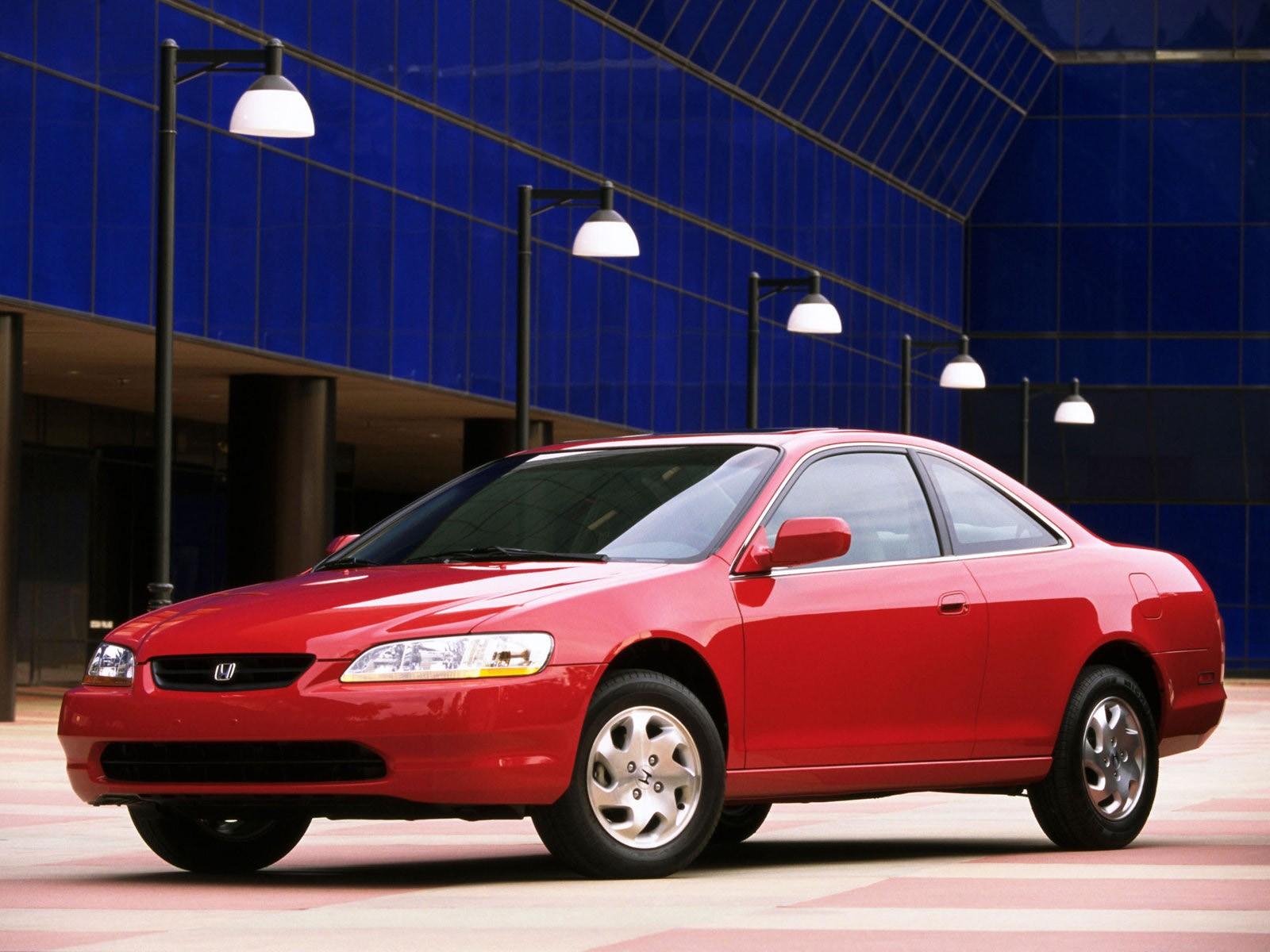 Honda Accord Coupe 1998 1999 2000 2001 2002