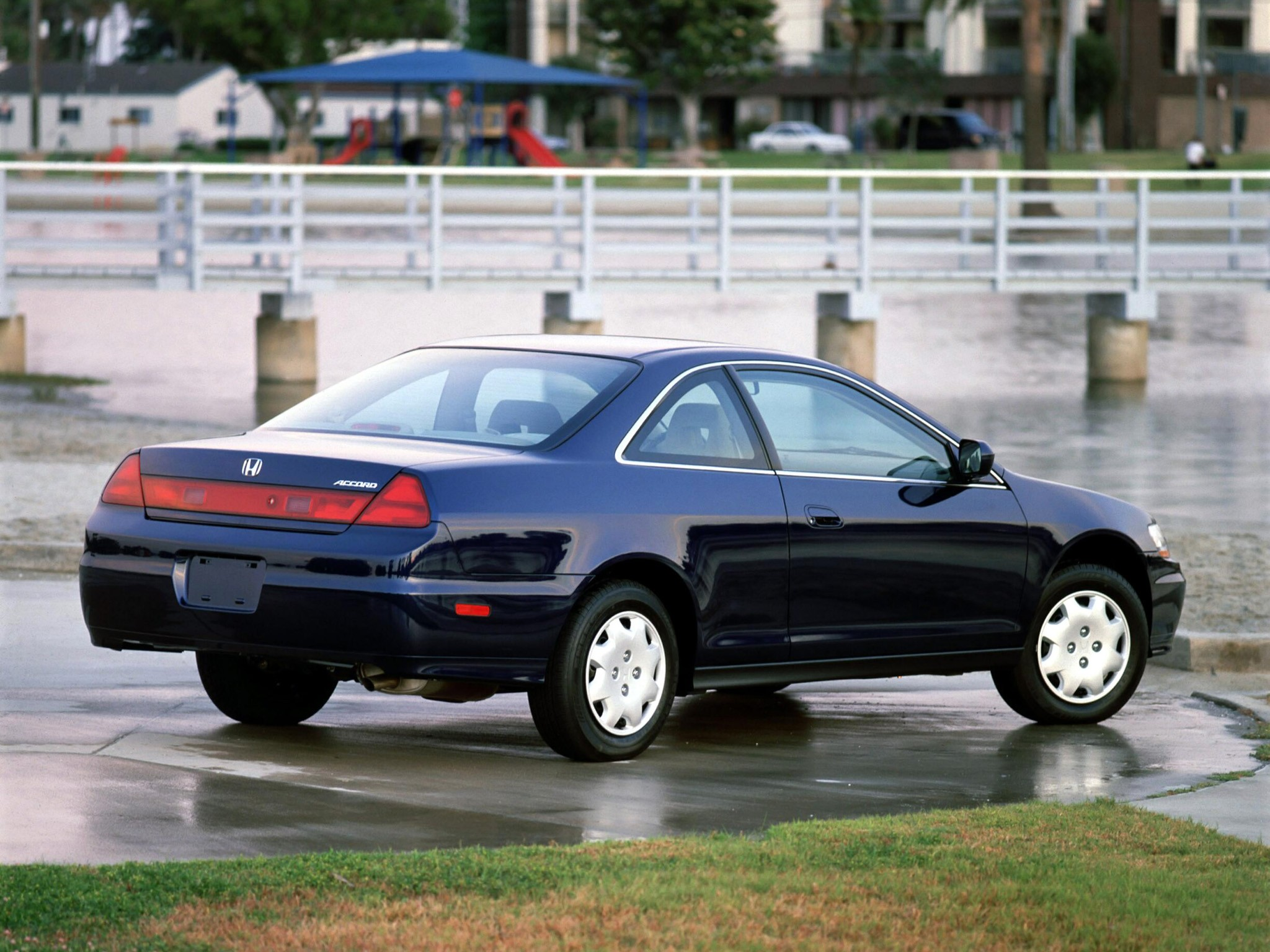 Honda Accord Coupe 1998 2002